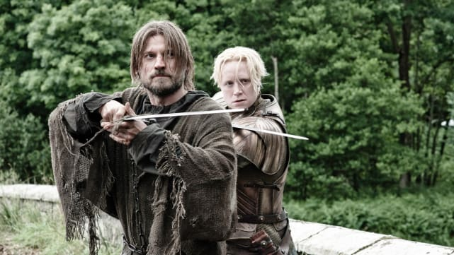 Jaime & Brienne (Game of Thrones)
