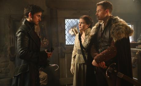 """Once Upon A Time Photos from """"The Song in Your Heart"""""""