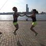 A Big Jump - The Amazing Race