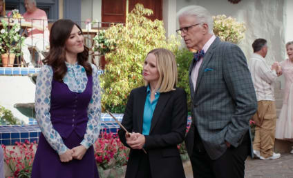 The Good Place Season 4 Episode 1 Review: A Girl From Arizona