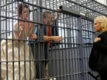 Tammy and Ron in Jail