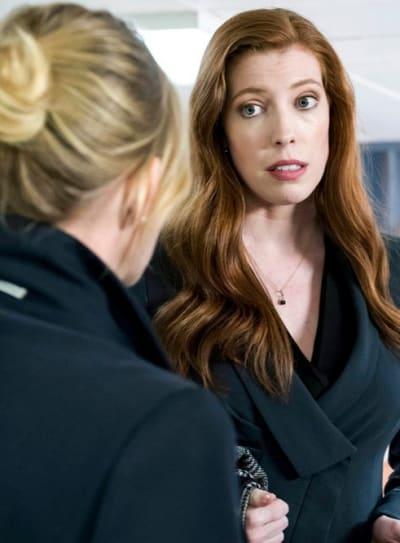 Rollins Questions Aida - Law & Order: SVU Season 20 Episode 23