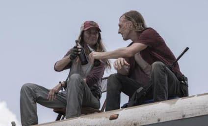Fear the Walking Dead Season 5 Episode 12 Review: Ner Tamid