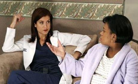 Addison and Miranda