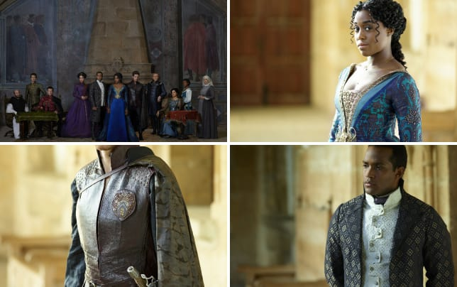 Still star crossed cast photo