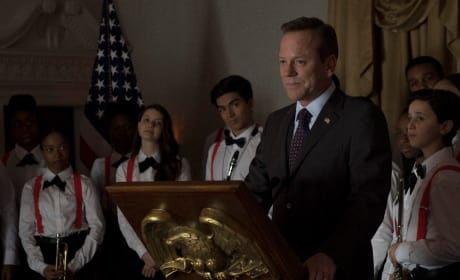 Time to Speak - Designated Survivor Season 1 Episode 19