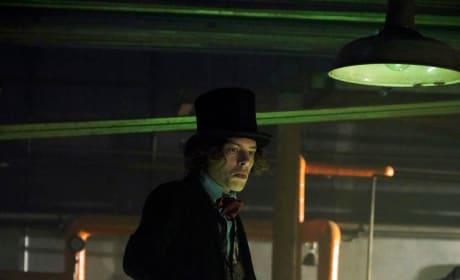Mad Hatter is Back - Gotham Season 5 Episode 7