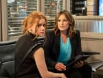 Benson Interviews a Witness - Law & Order: SVU Season 21 Episode 2