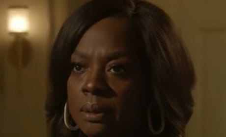 Shocked Annalise - How To Get Away With Murder Season 5 Episode 14
