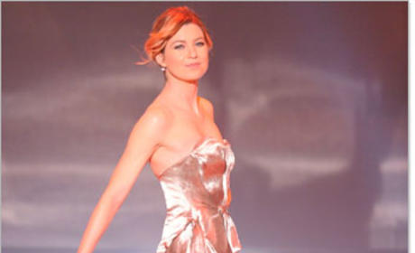 The Glamourous Ellen Pompeo