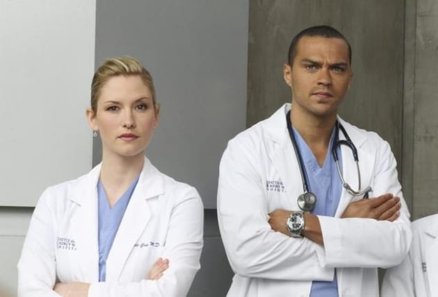 Jackson and Lexie Pic