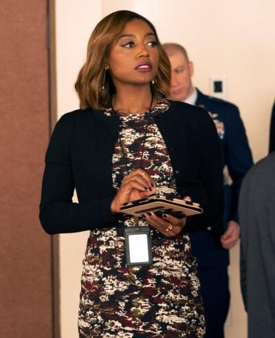 Daisy is Ready - Madam Secretary Season 5 Episode 15