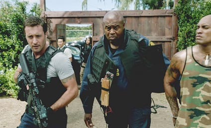 Chi McBride Teases Hawaii Five-0 Finale, A Different Side to Grover