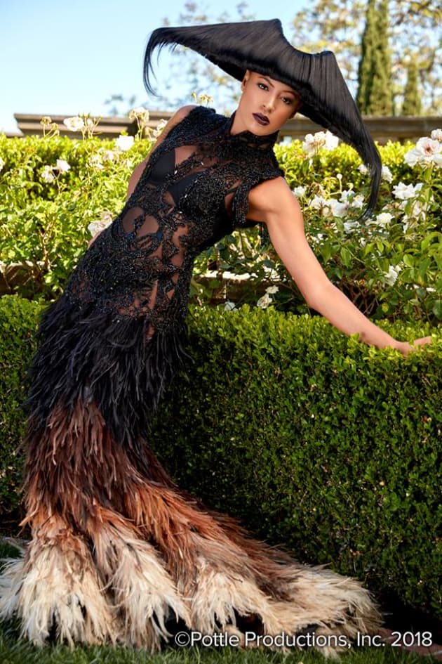 Erin (First Photo Shoot) - America's Next Top Model Season 24 Episode 1