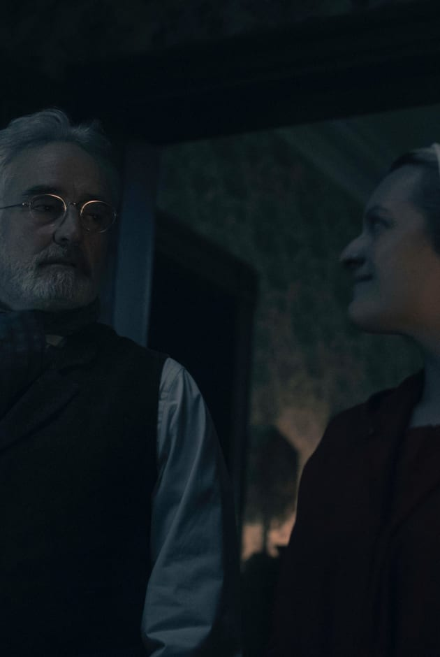 Joseph And June Osborne - The Handmaid's Tale Season 3 Episode 13