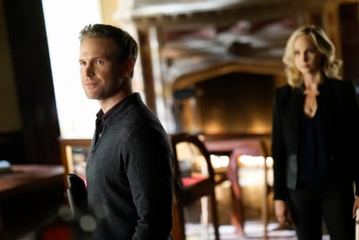 I Only Want to be a History Teacher! - The Originals Season 5 Episode 12