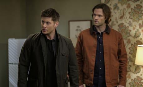 Sam and Dean have arrived - Supernatural Season 12 Episode 19