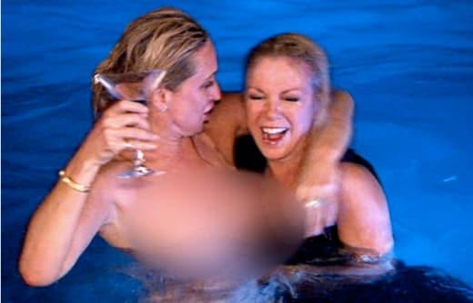 Aviva Drescher vs. Ramona Singer and Sonja Morgan