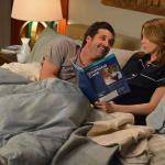 Meredith and Derek in Bed