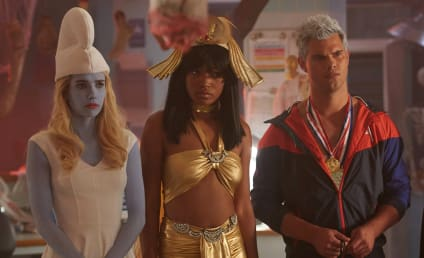 Scream Queens Season 2 Episode 4 Review: Halloween Blues