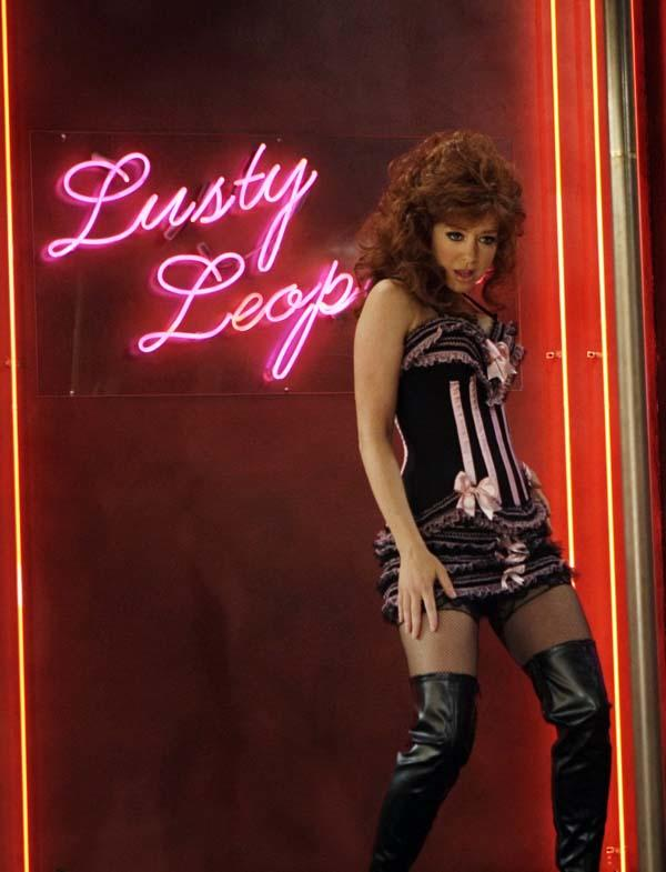 Lily: The Lusty Leopard