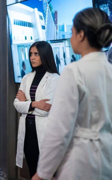 In the Lab - Manifest Season 3 Episode 5