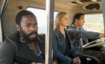 Fear the Walking Dead Season 3 Episode 11 Review: La Serpiente
