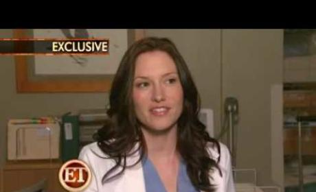 The New Doctor on Grey's Anatomy