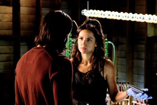 Rosita - Wynonna Earp Season 2 Episode 4