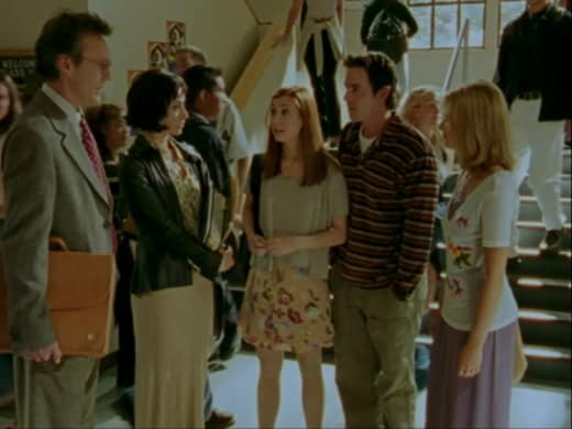 Back To School - Buffy the Vampire Slayer Season 2 Episode 1