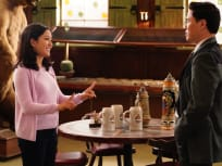 Jessica and Louis - Fresh Off the Boat Season 6 Episode 6