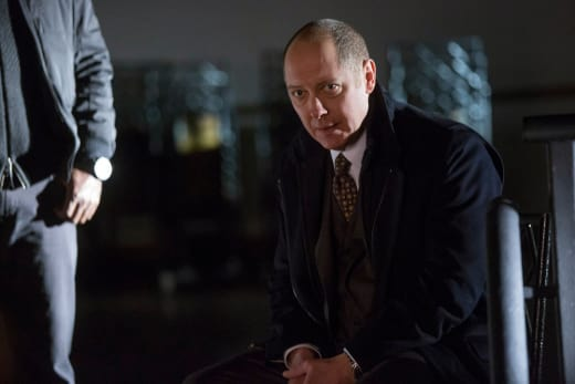 Relying on Red - The Blacklist