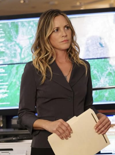 Maria Bello Is In! - NCIS