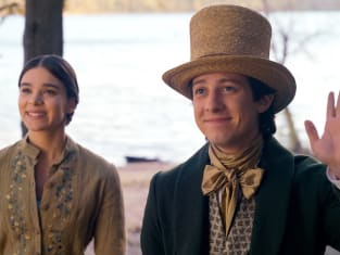 Emily and George - Dickinson Season 1 Episode 4