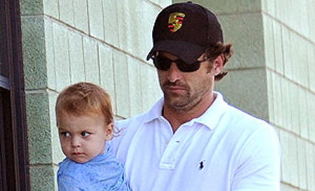 Patrick and Darby Dempsey
