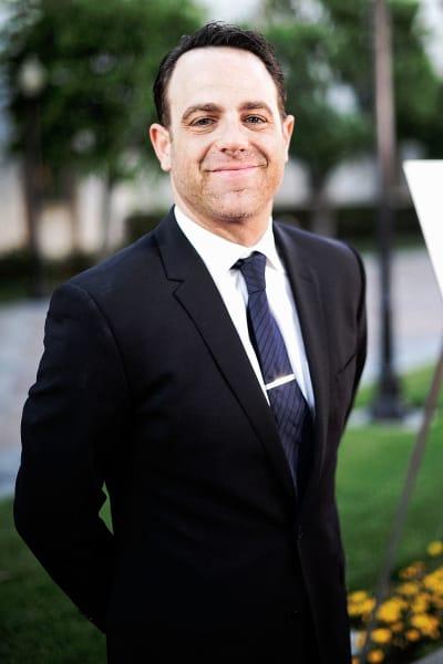 Paul Adelstein Attends Return to Zero Premiere