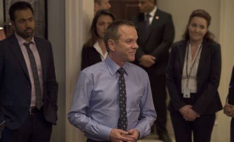 Put To The Test - Designated Survivor