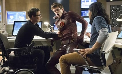 The Flash Season 1 Episode 3 Review: Things You Can't Outrun