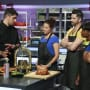 Ludo Prepares His Team for the Holiday Challenge - The Taste