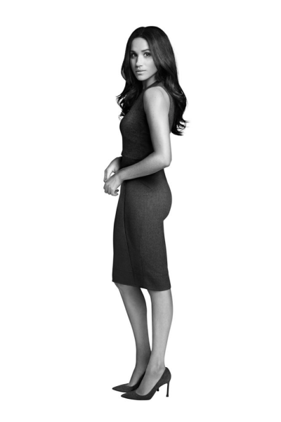 Meghan Markle as Rachel Zane - Suits