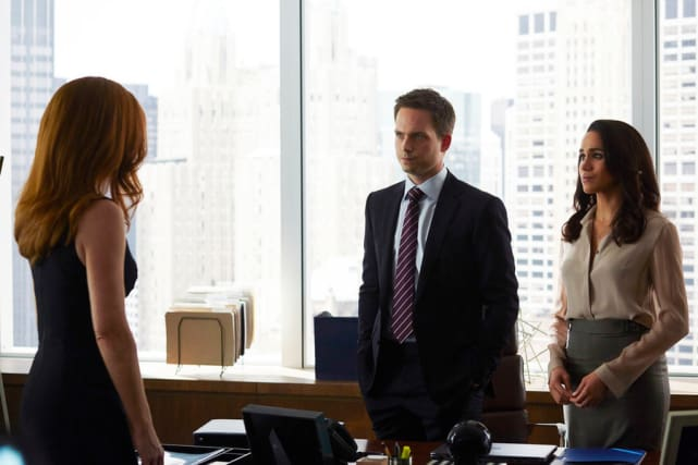 """""""Donna, you know I love you."""" Suits"""