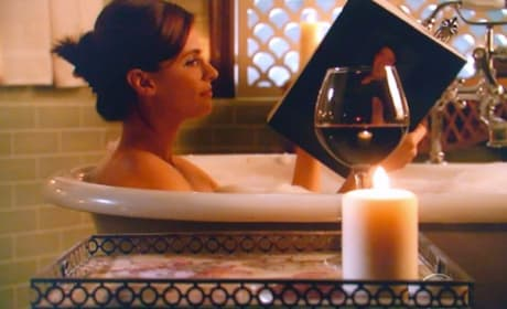 13 Indulgent Tub Scenes We'll Never Forget
