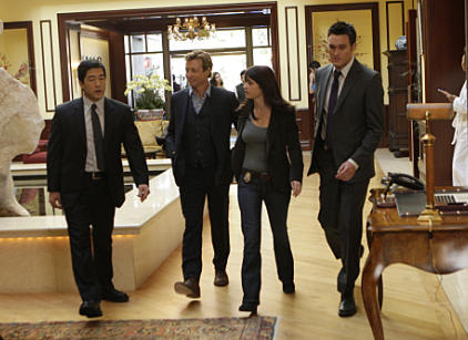 Watch The Mentalist Season 2 Episode 15 Online