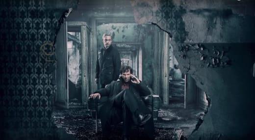 The Final Problem - Sherlock Season 4 Episode 3