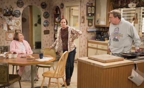 Pill Problem - Roseanne Season 10 Episode 8