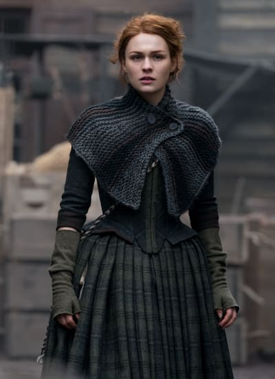 Can Brianna Catch Him? - Outlander Season 4 Episode 9
