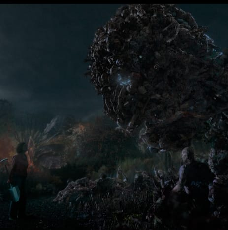 Facing a Monster - Lisey's Story Season 1 Episode 8