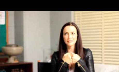 Annie Wersching Talks Lily's Family