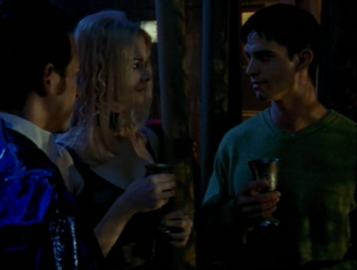 Vampire Cult - Buffy the Vampire Slayer Season 2 Episode 7