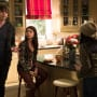 Haley, Dylan, and Alex - Modern Family Season 10 Episode 10